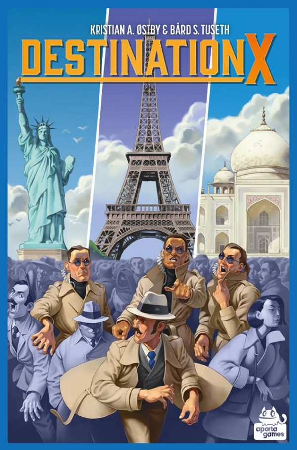 Destination X -  Aporta Games